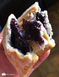 Our Blueberry Hand Pie Is Simply Divine Corner Bakery Cafe