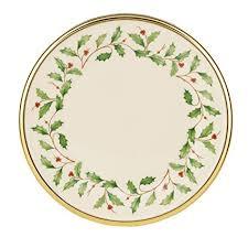 lenox holiday china. Brilliant China Lenox Holiday Bread U0026 Butter Plate 6 Inches For China U