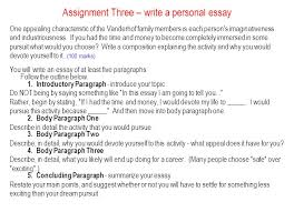 internal conflict essay