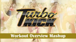 turbo kick workout overview mashup