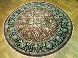 blue circular rug 9 foot round rug area rugs large area rugs navy blue blue circular rug
