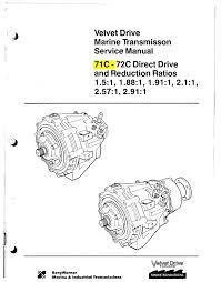 Velvet drive marine transmisson service manual 71 c rh manualzz heat temp sensor chevy ac wiring map sensor wiring diagram