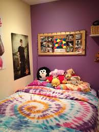 tie dye bedroom photo - 4