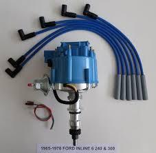 ford inline straight 6 cylinder 65 76 240 300 4 9l hei distributor ford inline straight 6 cylinder 65 76 240 300 4 9l hei distributor plug