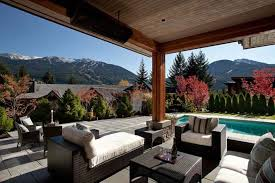 outdoor furniture in the living room. patio living room livingroom backyard outdoor pergola furniture in the