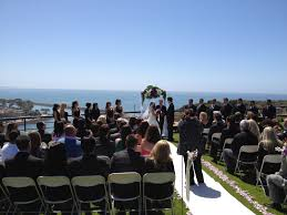 Wedding Ceremony At The Dana Point Chart House Www