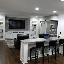 basement ideas. Basement - Traditional Basement Idea In Chicago Ideas H