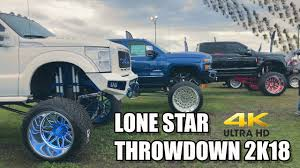Lone Star Throwdown 2018 in 4K