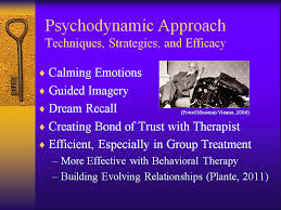 Psychodynamic Approach Psychodynamic Approach Major Approaches To Clinical