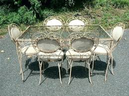 antique iron patio furniture. full image for wrought iron patio table square garden furniture cape town antique r