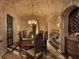 Old World Home Decorating Ideas Implausible Italian Style For Dining Room  Design 5