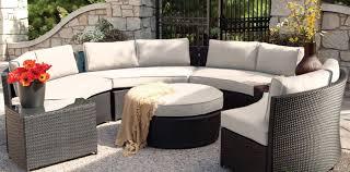 Patio & Pergola Outdoor Patio Furniture Set Wicker Patio