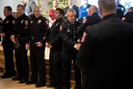 Pueblo officers lauded through awards ceremony - News - The Pueblo ...