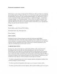 Supervisor Objective For Resume Career Objective Resume Whats Good Job For Resumes Write Home 20