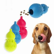 <b>Interactive</b> Rubber <b>Gourd</b> Ball-Kong for Puppies