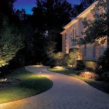 the delightful images of home landscape lighting