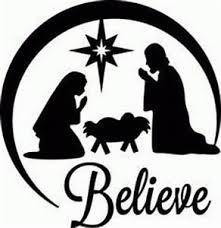 Check out our religious christmas svg selection for the very best in unique or custom, handmade pieces from our digital shops. Nativity Ornament Svg Yahoo Image Search Results Silhouette Christmas Nativity Silhouette Floating Ornaments