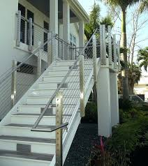 outdoor stair railing ideas stairs amusing outside stair railings charming with railing plan outdoor wooden stair outdoor stair railing