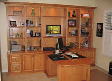 custom made home office. Custom Made Home Offices, Built Desks, Bookcases, And File Cabinets Office R