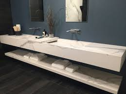 floating bathroom vanities. Marble Large Double Vanity With Storage For Towels Floating Bathroom Vanities K