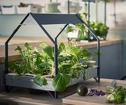 IKEA Just Launched An Indoor Garden That Never Stops Growing Food Video Inside U2013 Collective Evolution
