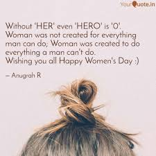 Hero Quotes Stunning Without 'HER' Even 'HERO' Quotes Writings By Anugrah R