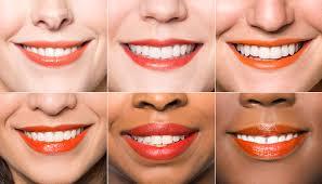 best orange lipstick for your skin tone