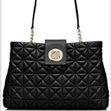 34% off kate spade Handbags - Kate Spade Quilted Black Shoulder ... & Kate Spade Quilted Black Shoulder Bag! Adamdwight.com