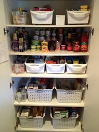 Kitchen Cabinet Organization Tips Organising A Kitchen Pantry With Deep Shelves Kitchen Pantry