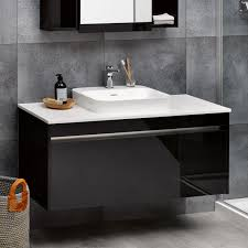 sirocco alumino 1200 exochique black snow bench top serifos basin one tap hole rrp 3870