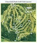 Churchill Park Golf Club | East Suburban Veteran Golfers Association