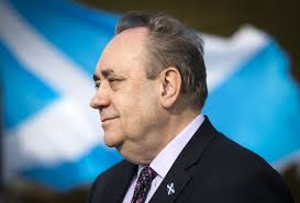 Alba's manifesto alone in taking Scottish independence seriously – Alex  Salmond   Evening Standard