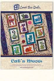 Lunch Box Quilts | Classic Cat's Meow & You may also like these Lunch Box Quilts products. Cat's Meow ... Adamdwight.com