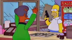 Kuvahaun tulos haulle homer simpson robber