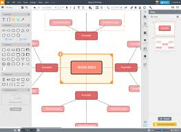 Chart Mapping Software Online Diagram Software Visual Solution Lucidchart