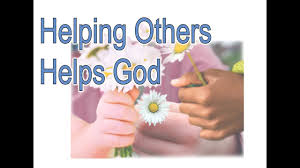 Image result for pictures of God helping others