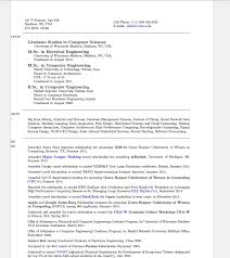 Examples Of Resumes Expert Preferred Resume Templates Genius For