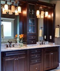 bathroom track lighting master bathroom ideas. Amazing Double Bathroom Vanity Ideas On Cabinets Best References With Cabinet Idea 15 Track Lighting Master N