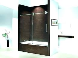 bath tub door sliding glass doors hardware systems installing curved bathtub x hinged