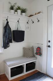 entry room furniture. Such A Simple And Custom Little Corner That Now Acts As Mud Room Or Back Entry Via Modern Jane Furniture
