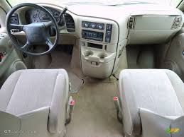 Neutral Interior 2004 Chevrolet Astro LS Passenger Van Photo ...