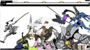 Overwatch Chrome Themes Themebeta