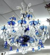 glass chandelier crystals blue crystal chandeliers cobalt blue glass crystal chandelier light blue crystal chandelier earrings glass chandelier crystals