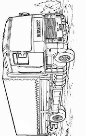 Kleurplaat Vrachtwagen18 Topkleurplaatnl