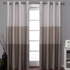 Living Room Drapes And Curtains Contemporary Drapes