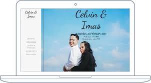 Mau buat undangan digital ? Undangan Pernikahan Online Gratis Sebarundangan Id
