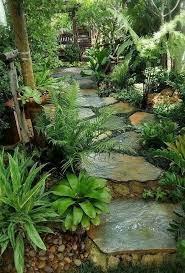 50 Best Garden Path Design Ideas 43 Homedesignss Com Design Garden Homedesignsscom Ideas Path In 2020 Garten Haus Und Garten Gartengestaltung