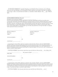 3 4 To Act On My Behalf Authorization Letter Template Power Of