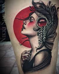 When You Just Stumble Upon Nikki Simpson Tattoo Tattoos Tattoos
