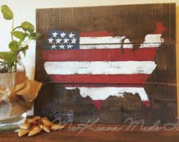 Small Picture Americana decor Etsy